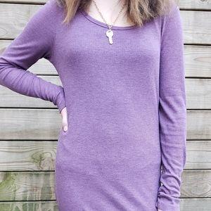 Purple Long Sleeve Tee 😍